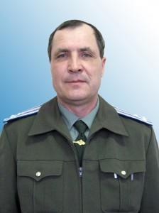 Войсковой старшина Соболев И.Т.