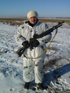 Самозванный атаман Александр Арбузов